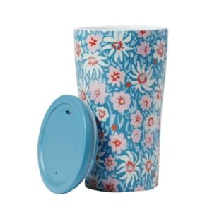 Opalhouse Floral Printed Tumbler with Lid